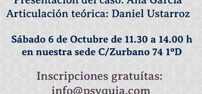 Nuevas Masculinidades. Ana Garcia Daniel Ustarroz