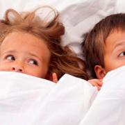 Dormir solo? Que miedo!