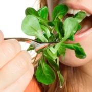 Ortorexia Comer Comiendo